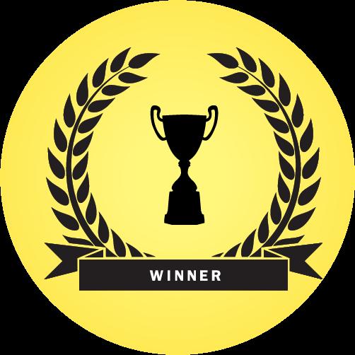 Award graphic