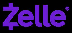 Zelle Purple Logo